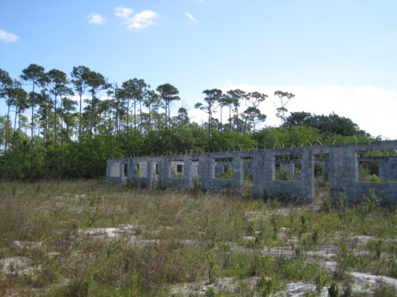 incompletely constructed apartment buildings for sale in the Bahamas