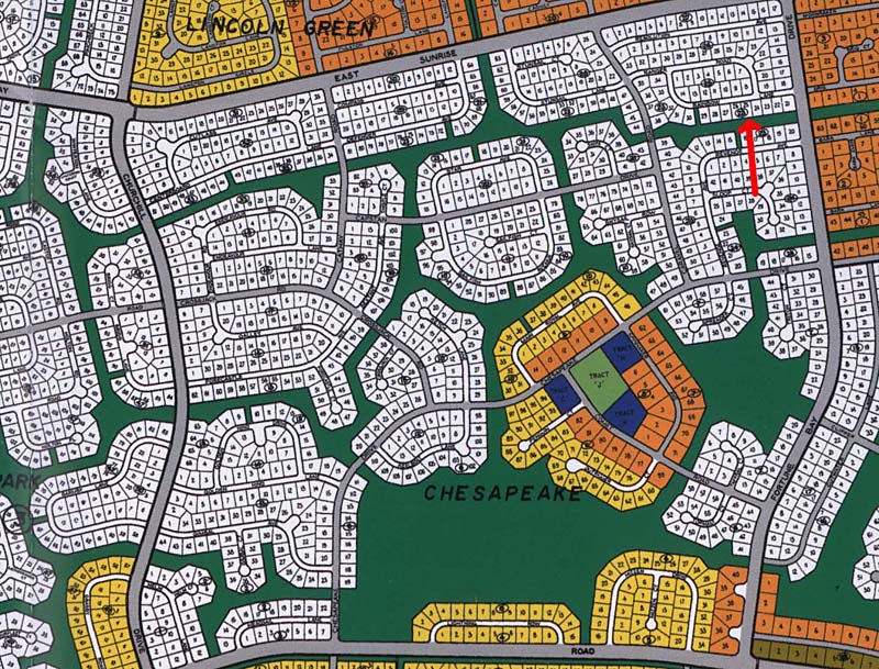 Grand Bahama Vacant Land at Chesapeake Freeport ID 6675