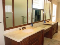 Master Bathroom Basins