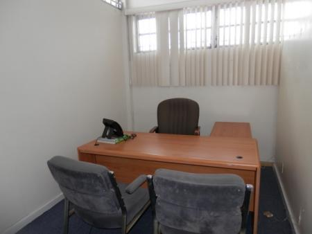 One of the 11 office spaces
