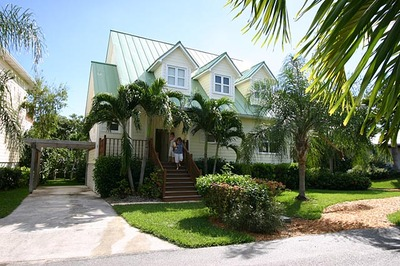 Bahamas Gated Community Home