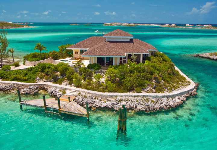 The bahamas for Best honeymoon spots in the caribbean