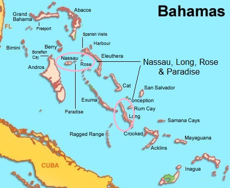 the proximity of the bahamas to Cruise to nassau bahamas and enjoy the beautiful crystal clear waters and white sandy beaches book your next bahamas vacation with carnival for a wonderful time.