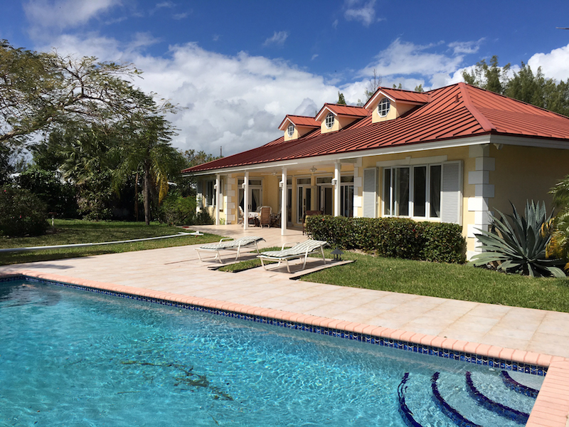 Grand Bahama Single Family Home At Fortune Bay Freeport